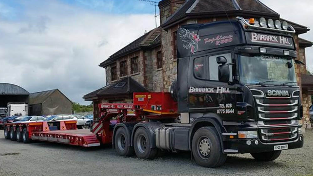 Heavy Haulage Dungannon Amp Tyrone Barrack Hill Quarries