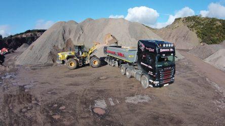 Barrack Hills Quarry